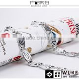 aluminum chain metal pendant necklace hip hop necklace Thick metal accessories fashion pendant jewelry