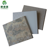 SGS approved Aluminum magnesium alloy PU foam sheet