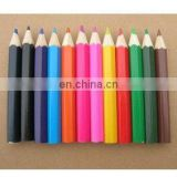Good quality short color pencil