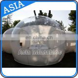 Double Room Clear Bubble Outdoor Camping Dome, Transparent Bubble Lawn Tent for Outdoor Camping, Bubble Tree Tent