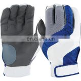Sublimation Custom Baseball Batting Gloves / leather batting gloves