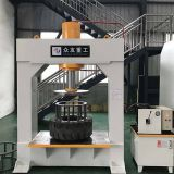 200 Tons Forklift Tire Press Machine For Disassembling Solid Tires