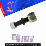 Factory price truck bolt Hyundai BS90 Rear