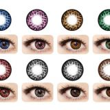 Free Color Contacts $1 Color Contacts Color Eye Contact Lens
