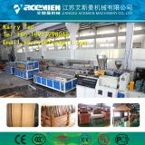 Plastic weatherboard production line