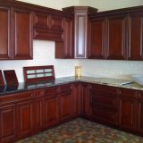 assembled kitchen cabinets wholesale in China