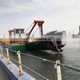 24 Inch Cutter Suction Dredger Type & New Condition Hydraulic Dredging Vessel