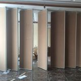 Foldable Movable Partition Walls For Dance Studio / Sliding Room Dividers