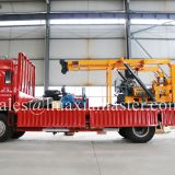 600 meters depth XYC-3 Vehicle-mounted Hydraulic Core Drilling Rig deep water well drilling rig