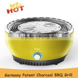Professional BBQ tools smokeless BBQ charcoal grill with carry bag                                                                         Quality Choice