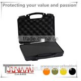 Wholesale Tsunami pistol carrying case handgun case with pre-cutted foam for Outdoor hunting