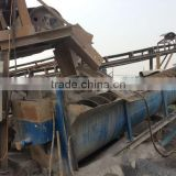 iron ore rock washer, stone washing machine for sale China supplier