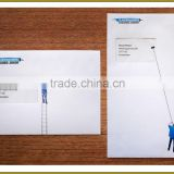 High quality western business reply envelope
