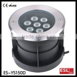 outdoors using stainless steel ip67 7w led ground flood light