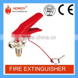 China high pressure co2 fire extinguisher carbon dioxide fire extinguisher valve for fire fighting equipment