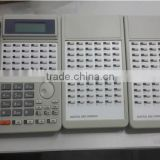 Basic function hotel telephone set with Caller ID