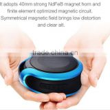 2015 shenzhen Portable mini bluetooth Speaker / Wireless bluetooth Speaker / vatop blue tooth speaker FM radio