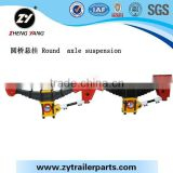 zhengyang brand superior product German style two axle suspension