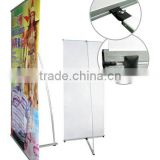 Best Selling High quality Gremany L Banner display Stand