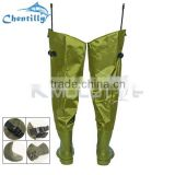Latest hot sale fishing boot waders CHN-81201