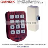 ABS for wooden locker in school changing room competitive electric advanced digital lock pw206