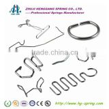 High precision wire forming ,wire clip,spring clip,wire clamp,spring clamp with stainless steel