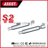 s2 screwdriver bit, Torque Ratchet Screwdrive Bit,long screwdriver bit