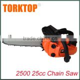 25cc 2500 Chain Saw gasoline Chainsaw small chain saw12 inches                                                                         Quality Choice