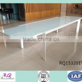 Extension Table Aluminium Table Outdoor Extension Table Garden Extension Table