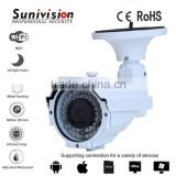 HI3516D + OV4689 4MP H.265 Support onvif 2.0 low cost rear view ip wifi action camera