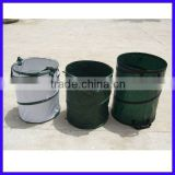 foldable garden tool/Pop up garden bag/rubbish bin/pe rubbish barrel for park/leaf barrel