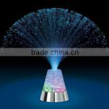 LED Ice Flake Fiber Optic Lamp