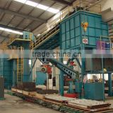 Reclamation and Molding Plant/Metal Casting Process/Resin Sand Casting Production Line with Magnetic Separators