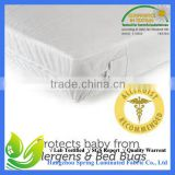 Hypoallergenic waterproof mattress protector cover with zipper                                                                                                         Supplier's Choice