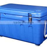 SCC brand LLDPE&PU fish cooler, ship cooler , boat cooler box