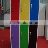China supplier, Safe and reliable,6 doors storage cabinets metal locker,file cabinet,furniture/full height steel locker