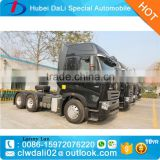 6x4 Drive Wheel Tractor Truck, Tractor Truck Head, Heavy Duty Truck Tractor in Africa                                                                         Quality Choice