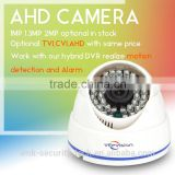 Vitevision OEM brand low price AHD mini ir dome for bus cctv camera
