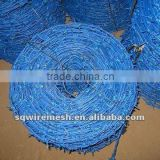 pvc barded wire