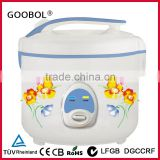 Function tiplate Deluxe Automatic Electric Rice Cooker high quality low price