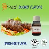 DUOMEI FLAVOR:YDM-95781 Baked BBQ beef flavour