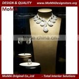 Jewelry Display Case For Sale, Real Shot Metal Jewelry Display Stand, Mannequin For Jewel Display