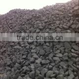 carbon anode scrap/anode scrap30-80mm for cooper smelting