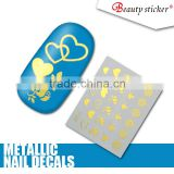 beauty fashion nail art design water slide decal stickers Chinese professional suppliers