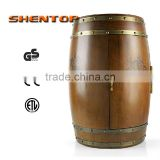 shentop horizontal wine cooler STH-F28 refrigerated barrels for wine compressor candor wine cooler