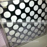 Ceramic fritted printing window glass, sound proof glass, insulated tempered glass