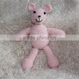Inquiry about Crochet Teddy Bear Toy Newborn Photo Props