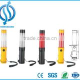 Traffic light Baton Outdoor Safety Traffic Control Warning LED Light Flashing Wand Baton