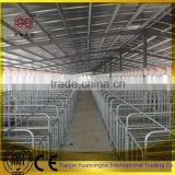 pipe for animal husbandry equipment sow cage for pig farm/steel pipe