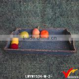 rust purple wood bed breakfast tray manufacturer